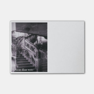 Main Ornate Stairwell D Deck Post-it® Notes