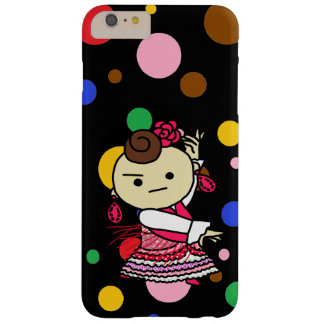 Main person of sumahokesu (hard) barely there iPhone 6 plus case