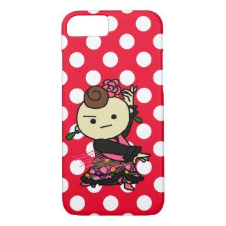Main person of sumahokesu (hard) iPhone 8/7 case
