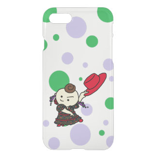 Main person of sumahokesu (transparency) iPhone 8/7 case