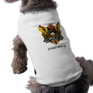 Main St. Jukebox Dog Shirt