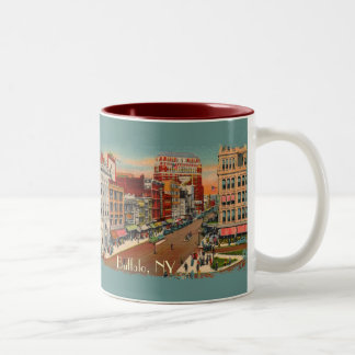 Main Street - Buffalo, NY Vintage Coffee Mug