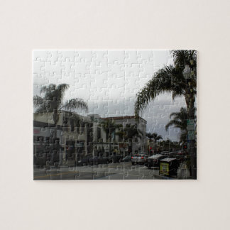 Main Street Uptown Ventura Jigsaw Puzzle