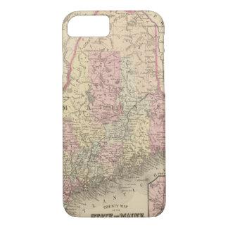 Maine 3 iPhone 8/7 case