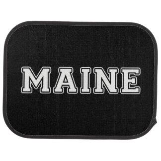 Maine Car Mat