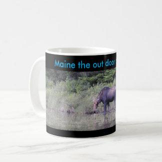 Maine  coffee cup