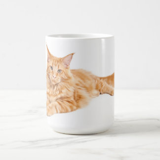 Maine Coon cat Mugs
