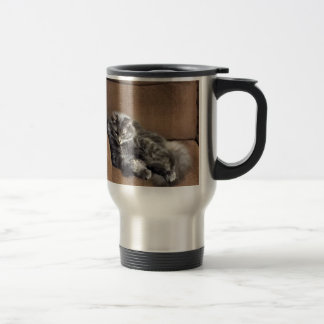 Maine Coon Cat Travel Mug