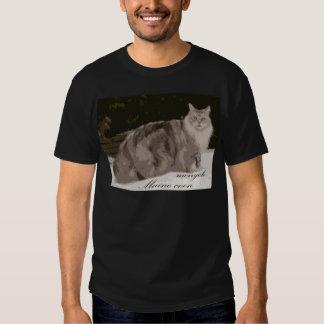 maine coon tee shirt