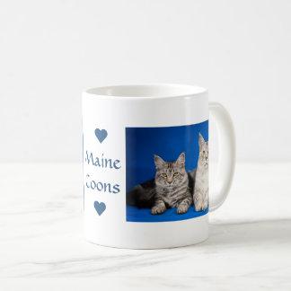 Maine Coons Cats Coffee Mug