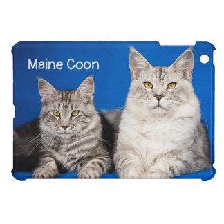 Maine Coons Cats iPad Mini Case