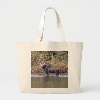 Maine Cow Moose Bag