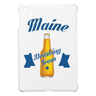 Maine Drinking team iPad Mini Covers