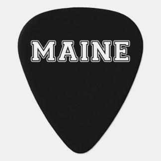 Maine Guitar Pick