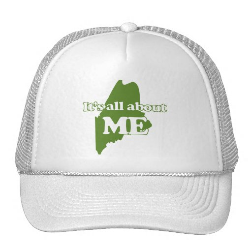 Maine Trucker Hats