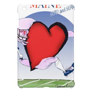 maine head heart, tony fernandes iPad mini cases