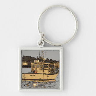 MAINE - HOPE KEY RING