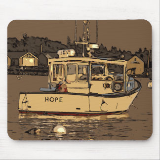 MAINE - HOPE MOUSE PAD