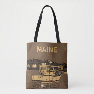 MAINE - HOPE TOTE BAG