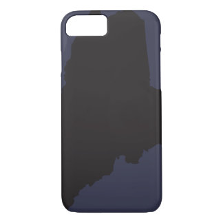 Maine iPhone 7 Case
