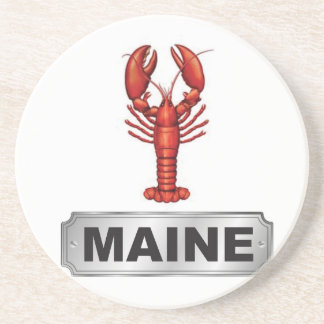 Maine lobster coaster