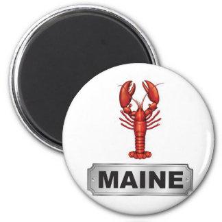 Maine lobster magnet
