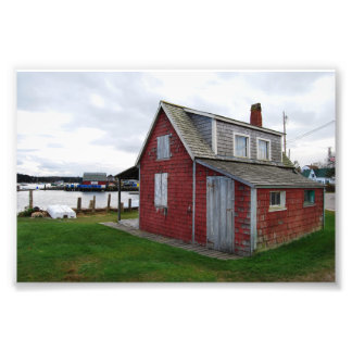 Maine Lobster Shack Photo Print