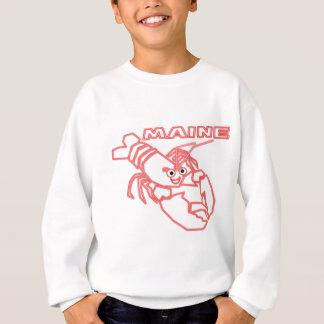 Maine Lobster Sweatshirt