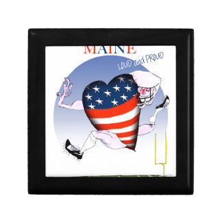 maine loud and proud, tony fernandes gift box