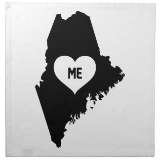 Maine Love Napkin