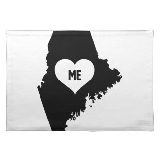 Maine Love Placemat