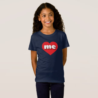 Maine red heart - mini love T-Shirt