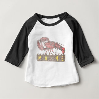 Maine Red Lobster Baby T-Shirt