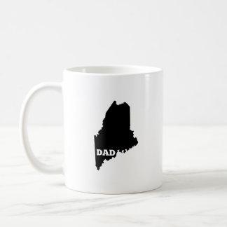 Maine State Dad Mug