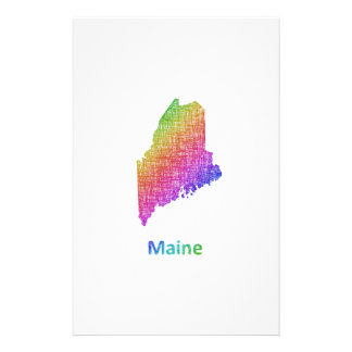 Maine Stationery