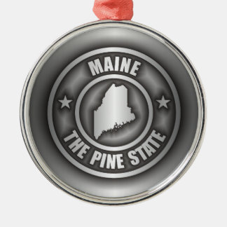 """Maine Steel"" Ornaments"