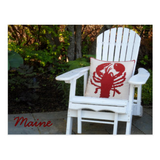 Maine Summer Postcards