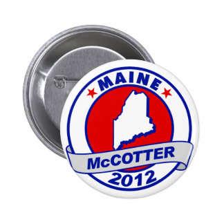Maine Thad McCotter Pins
