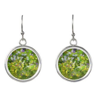 Maine Wildflowers Earrings