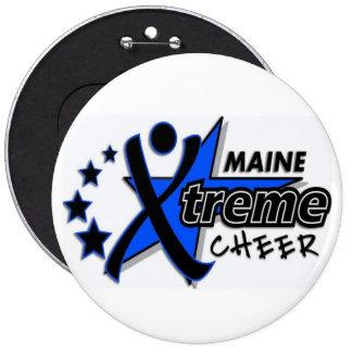 Maine Xtreme Cheer Big Button