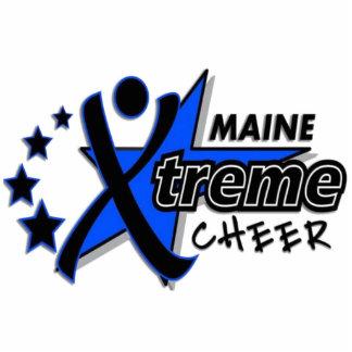 Maine Xtreme Cheer Sculpture Standing Photo Sculpture