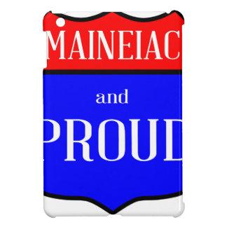 Maineiac And Proud Cover For The iPad Mini