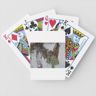 Mainely Birch Bicycle Playing Cards