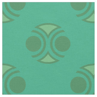 Mainly Manly Crescents Fabric