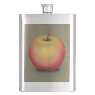 Maintosh Apple Hip Flask
