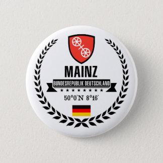 Mainz 6 Cm Round Badge