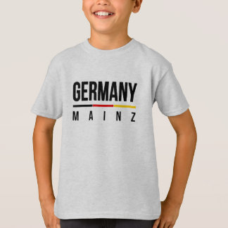 Mainz Germany T-Shirt