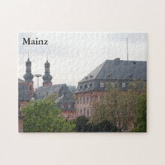 Mainz Jigsaw Puzzle