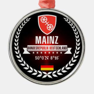 Mainz Metal Ornament
