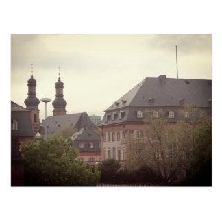 Mainz Postcard